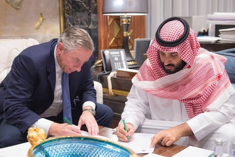 Saudi Arabia to build new $500bn megacity on Red Sea coast