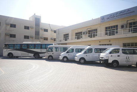 QBG introduces fleet of 130 vehicles for UAE operations