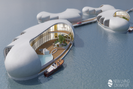 Dubai: Dutch developer to build new floating homes