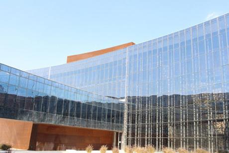 Qatar's Northwestern University building complete