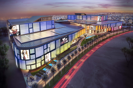 Metac wins $162m contract to build Nakheel mall in Dubai