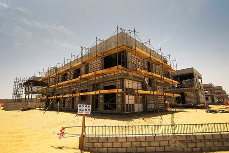 Construction update: Arada's $354m Nasma Residences, Sharjah