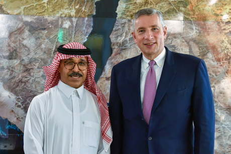Aramco veteran named CEO of Saudi Arabia's $500bn Neom