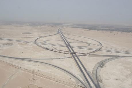 New $570m Abu Dhabi-Dubai highway to open in 2016