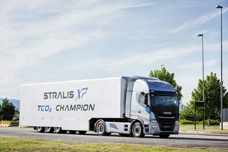 Iveco secures gold with Madrid manufacturing plant