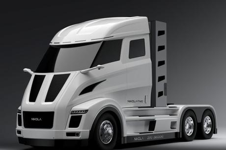 Nikola and Bosch develop hydrogen-electric long-haul truck
