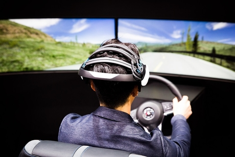 In Pictures: Nissan's technology enables cars to learn from drivers