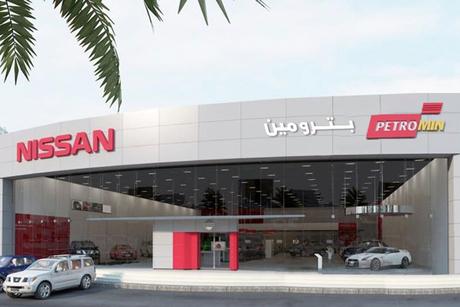 Nissan appoints Petromin as Saudi Arabian partner