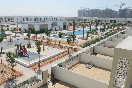 Video: Official hand over of Nshama's Zahra Townhouses