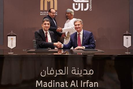 Majid Al Futtaim to build Oman's largest development at a value of $13bn
