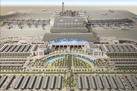 Oman plans to get a new airport city in Seeb