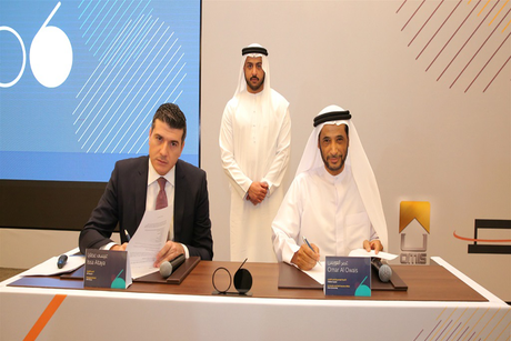 Alef, Omis ink deal for 37,000 sqm mall in Sharjah
