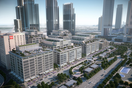 UAE: DWTC awards $197m One Central contract to AFC