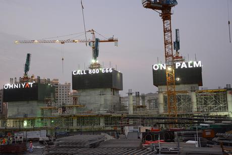 Dubai: Construction on track at Omniyat's One Palm