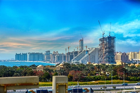 Site visit: One Palm, Dubai