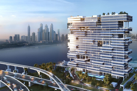 BM wins contract for $544m One at Palm Jumeirah