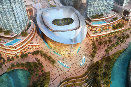 Arabtec unit joins TAV for $68m MEP works at Emaar's Opera District