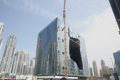 Zaha Hadid's The Opus to open on 15 January