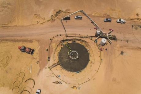 Orascom joins consortium to build Egypt's biggest wind farm