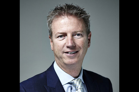 ISG appoints new CEO as David Lawther steps down
