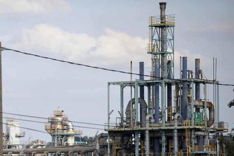 Iran starts construction of $1bn petrochem plant