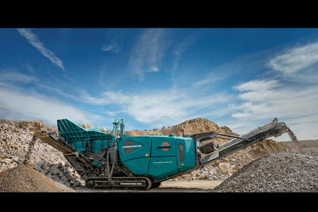 Powerscreen celebrates 50th anniversary
