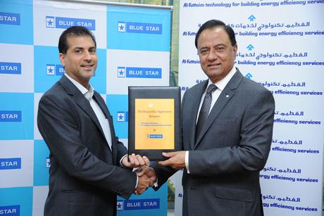 Al Futtaim and Blue Star ink UAE distibution deal