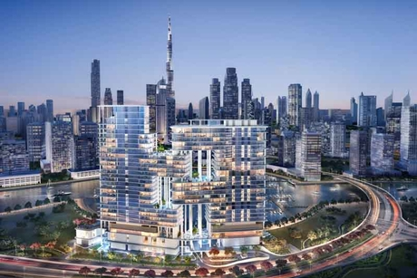 Omniyat unveils Foster + Partners-designed project on Dubai Canal