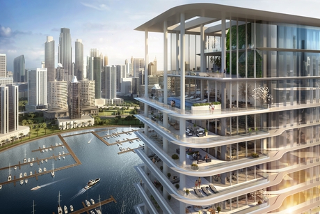 Contractor appointed for Dorchester project on Dubai Canal