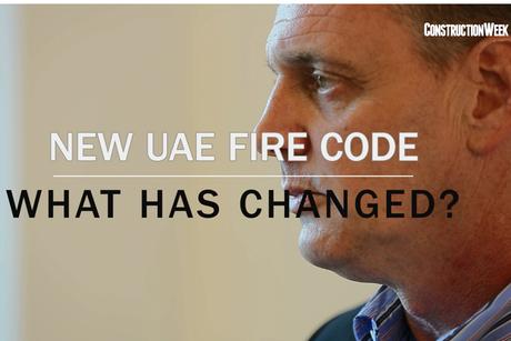 Video: AESG expert outlines UAE fire code updates