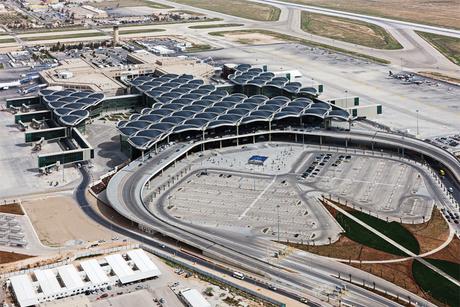 Jordan airport reports $214m refurb completion