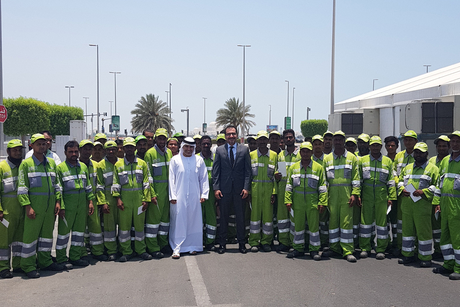 QCC organises sixth consecutive Road Cleaners initiative