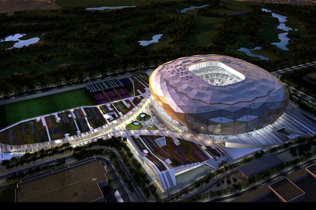 Main contractor JV announced for QF Stadium