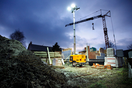 Lights, power, pressure: On-site plant perspective