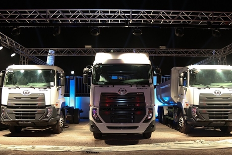 UD Trucks reports 2017 sales growth across the Middle East