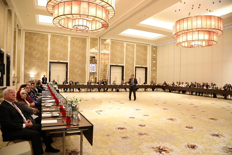 RICS launches dispute resolution service in Jordan