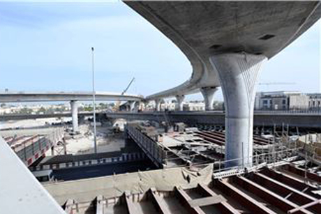 Phase 1 of RTA's $217m Dubai road project to be completed in Q4 2018