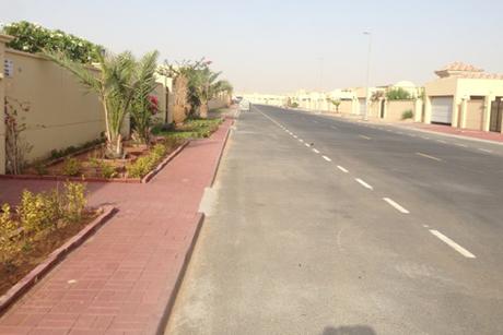 Dubai: RTA finishes internal roads in Al Barsha 2