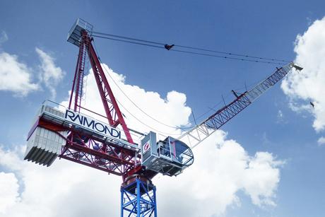 Saudi-owned Raimondi Cranes plans CONEXPO debut