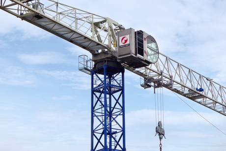 Saudi-owned Raimondi launches 12 tonne-capacity flat-top tower crane