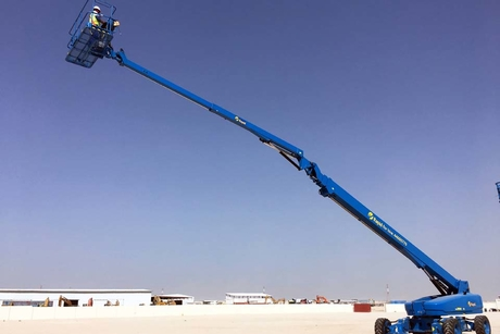 Terex AWP begins handover of 334 Genie machines to Rapid Access