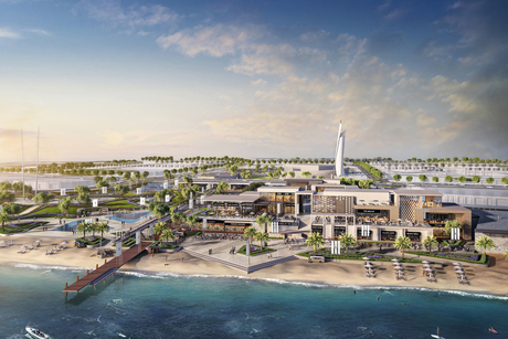 Abu Dhabi's Reem Central Park to open in 2018