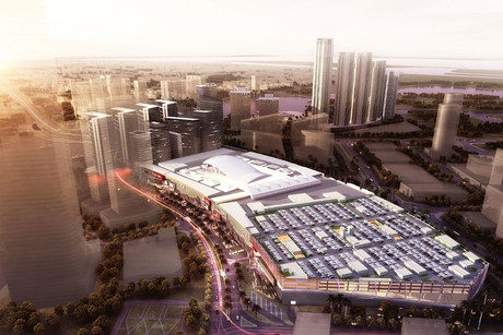 Logistics giant Agility invests in Abu Dhabi's $1bn Reem Mall