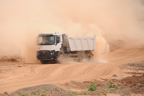 Renault Trucks launches K Xtrem in Middle East