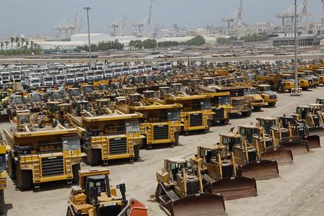 Saudi contractor Al-Khodari auctions equipment at $4m profit