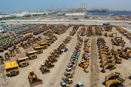 Saudi contractor to auction equipment for Q4 financial boost