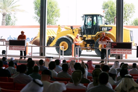 Ritchie Bros to auction 1,100 items in Sept, Dubai