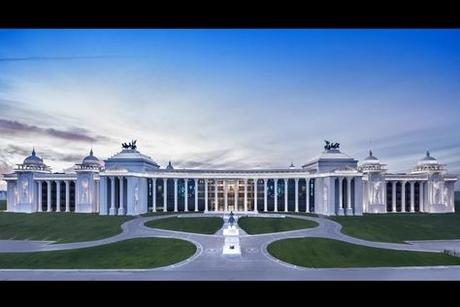 'Emaar to partner on $420m Turkish theme park'