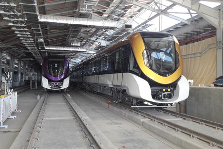 Initial tests begin for Saudi Arabia's Riyadh Metro