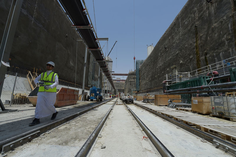 Large Doosan fleet deploys on Riyadh Metro project